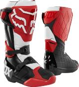 COMP R BOOT RED & BLACK & WHITE